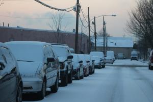 Snow - file photo