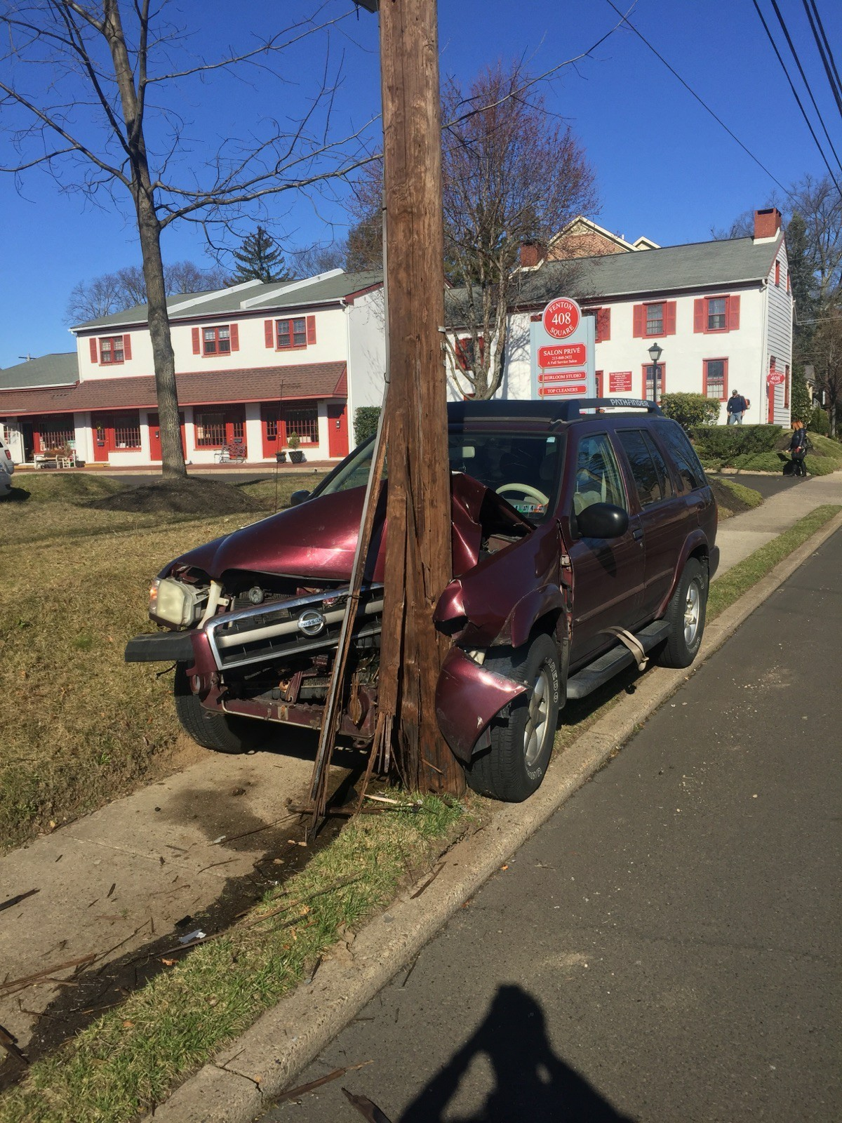South State Street Closed From Crash - NewtownPANow.com