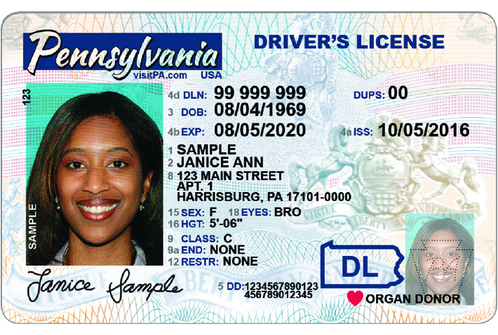 Card com Id License Driver's Newtownpanow Donation Lives Organ Can - Save Holders Through