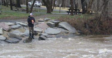 Trout season set to open in bucks county for Pa fishing license cost walmart